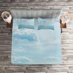 Clouds Blue Sky Bedding Set Bedroom Decor