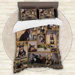 Australian Kelpie Printed Bedding Set Bedroom Decor