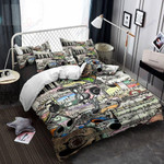 A Song Of Beautiful Life Bedding Set Bedroom Decor