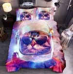 Awesome Universal Cat Printed Bedding Set Bedroom Decor