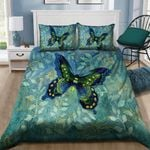 Butterfly At Night Bedding Set Bedroom Decor