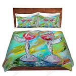 Angel Glasses  Printed Bedding Set Bedroom Decor