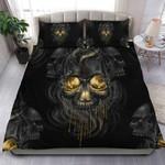 Amazing Skull  Printed Bedding Set Bedroom Decor