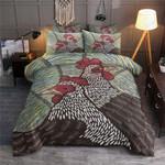 Chicken Arrow Arrangement Printed Bedding Set Bedroom Decor