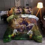 Moose Dreamcatcher Printed Bedding Set Bedroom Decor