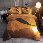 Eagle Sunrise Printed Bedding Set Bedroom Decor