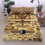 Egypt American Design Printed Bedding Set Bedroom Decor
