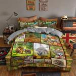 Hedgehog Photograph Collection 3D Bedding Set Bedroom Decor