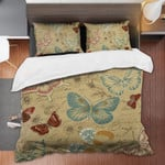 Butterfly Rescue For Soul Bedding Set Bedroom Decor