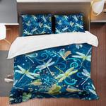 Dragonfly In Heaven Bedding Set Bedroom Decor