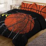 Basketball Sport Spirit Bedding Set Bedroom Decor