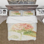 Blossom Flower Printed Bedding Set Bedroom Decor