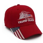 Trump Train USA Flag Election 2020 Hat Baseball Cap