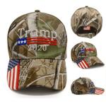 Trump 2020 Camo US Flag  Election 2020 Hat Baseball Cap