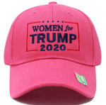 Women For Trump 2020 Pink Election 2020 Hat Baseball Cap
