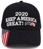 Keep America Great Black Election 2020 Hat Baseball Cap