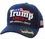 Trump Keep America Great Signature Election 2020 Hat Baseball Cap