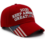 Keep America Great Red Election 2020 Hat Baseball Cap
