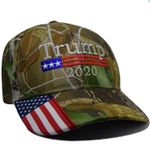Trump Camouflage 45th Election 2020 Hat Baseball Cap