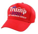 Trump Keep America Great Red Election 2020 Hat Baseball Cap