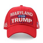 Maryland For Trump  Country Election 2020 Hat Baseball Cap