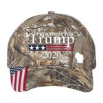 Wisconsin For Trump 2020 Election 2020 Hat Baseball Cap
