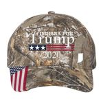 Indiana For Trump 2020 Election 2020 Hat Baseball Cap