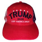 Trump 2020 Flag Mesh Back Black Election Election 2020 Hat Baseball Cap