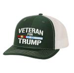 Korean Veteran For Trump Trucker Election 2020 Hat Baseball Cap