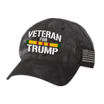 Vietnam Veteran For Trump Kryptek Election 2020 Hat Baseball Cap