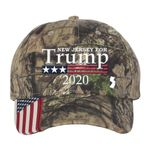 New Jersey For Trump 2020 Election 2020 Hat Baseball Cap