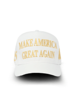 Official Make America Great Again 45th President White Election 2020 Hat Baseball Cap