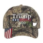 Ohio For Trump 2020 Election 2020 Hat Baseball Cap