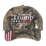 Idaho For Trump 2020 Election 2020 Hat Baseball Cap