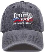 Trump 2020 Keep America Great Denim Election 2020 Hat Baseball Cap