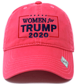 Women For Trump 2020 Hot Pink Election 2020 Hat Baseball Cap