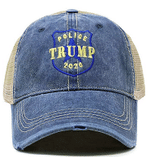 Police For Trump  Election 2020 Hat Baseball Cap
