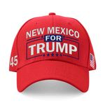 New Mexico For Trump Country Election 2020 Hat Baseball Cap