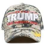 Hat Trump Wore On The Campaign Digi Camo Election 2020 Hat Baseball Cap