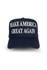 Official Make America Great Again 45th President Navy Election 2020 Hat Baseball Cap