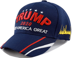 Keep America Great Trump Signature Stars And Stripes  Election 2020 Hat Baseball Cap