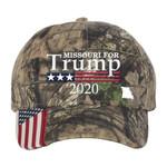 Missouri For Trump 2020 Election 2020 Hat Baseball Cap