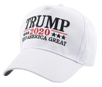 Stars Keep America Great White Election 2020 Hat Baseball Cap