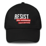 Resist The Resistance Stand With Trump Election 2020 Black Hat Baseball Cap
