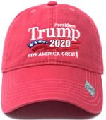 Trump 2020 Keep America Great Pink Election 2020 Hat Baseball Cap