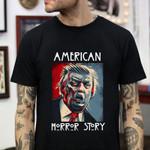 Donald Trump Zombie American Horror Story Trump Tests Positive T-Shirt