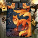 The Nine Tailed Fox Bedding Set Bedroom Decor