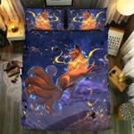 Nine Tailed Fox Bedding Set Bedroom Decor