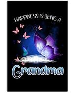 Happiness Is Being A Grandma Trending For Family Vertical Poster