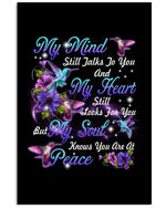 I Am Always With You My Love Custom Design For Family Vertical Poster